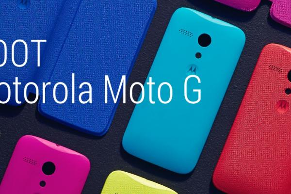 HowTo: het unlocken en rooten van de Moto G